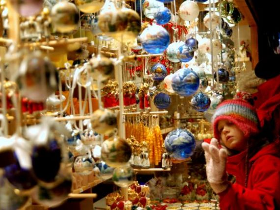 Madrid – Targ de Iarna la Ambasada