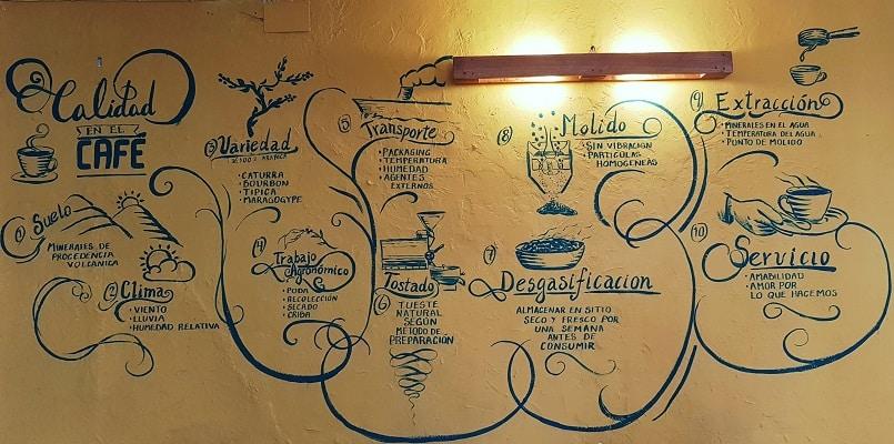 Savoarea de cafea din Guatemala in inima Valenciei