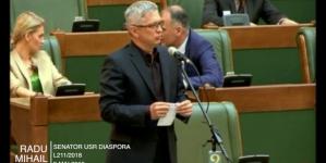 Cabinet Parlamentar de Diaspora – Radu Mihail a ținut audiențe / Barcelona