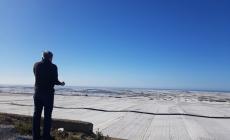 3 zile cu Dacian Ciolos in Spania – IV – Serele din Almeria