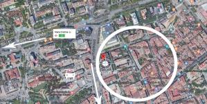 Barcelona / Unde e sectia de vot in Barcelona