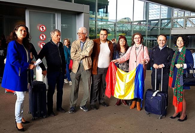 3 zile cu Dacian Cioloș în Spania