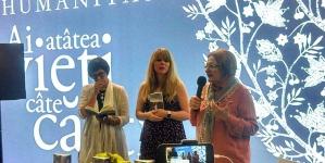 """""""Cartea Reghinei"""" de Ioana Nicolaie printre preferatele la Bookfest 2019"""
