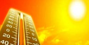 Val de căldură extremă în următoarele șase zile