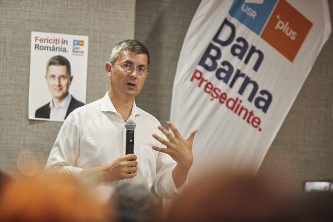 Dan Barna cu RoBarna în Barcelona