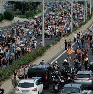 Greva generala – Aturada de Pais – in Catalunya vineri – atentionare