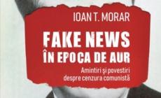 Despre o contra-istorie dezinhibata a comunismului romanesc cu Ioan T. Morar