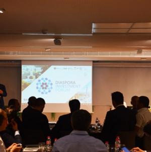 Diaspora Investment Forum la Barcelona