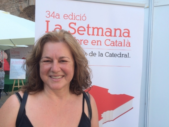 Magda Bistriceanu Simian castiga premiul Núvol cu 'La cremallera'