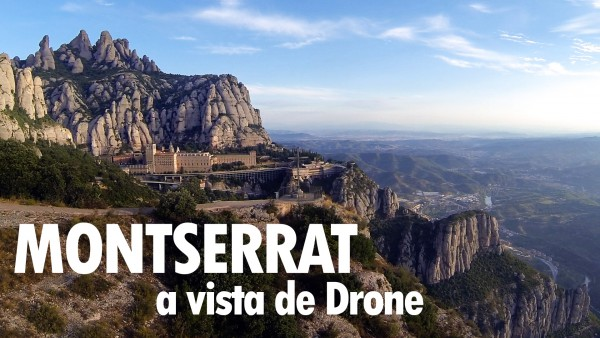 Abaţia Montserrat, cum nu ai mai văzut-o (Video)