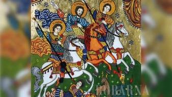 26 Octombrie: Viața, pătimirea și minunile Sfântului Mucenic al lui Hristos Dimitrie Izvorâtorul de Mir