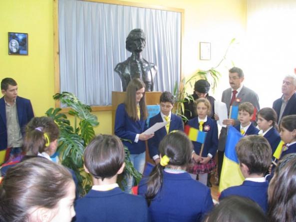 Alba Iulia – Mihai Eminescu, cinstit de copii