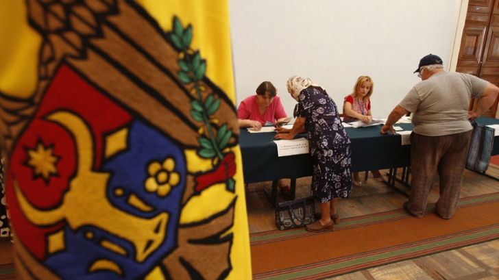 Alegeri Moldova: la sfârșitul acestei saptămâni moldovenii își aleg președintele