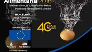 Participare Românească la Alimentaria Barcelona 2016