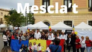 """"""" Amesteca-te """" sau """" Mescla'T """" (in limba catalana)"""