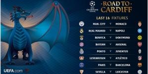 Optimi de finala Champions League Cu cine joacă Barcelona, Madrid, Atletico si Sevilla