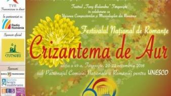 Crizantema de Aur – Târgoviște