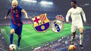 Barcelona – Real Madrid. El Clasico, astăzi