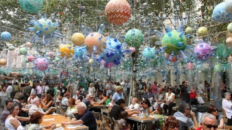 Fiesta de Gracia – Marea sărbătoare a verii barceloneze