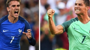 Astăzi finala Euro2016