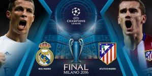 Cine transmite Finala Champions  2016 sâmbătă seara de pe Stadionul San Siro din Italia