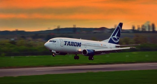 Madrid-Iasi Tarom introduce doua zboruri pe saptamana