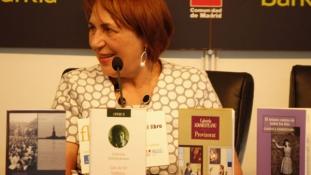 Gabriela Adameșteanu tradusă la Madrid
