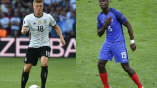 Germania – Franța, încleştarea favoriţilor. Se decide cine va juca în finala Euro 2016