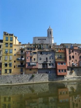 Când plouă în Girona. Primăvară Catalană.