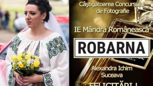 """Câştigătorul concursului de Fotografie """"IE Mândră Românească"""""""