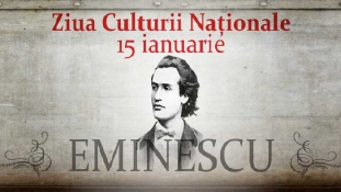 Mihai Eminescu, sărbătorit pe 15 Ianuarie. În 2016 se împlinesc 166 de ani de nașterea sa