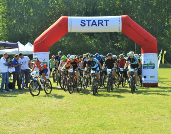 Cursa Dunarii Călărășene – competiție de șosea și mountainbike pe malul Dunării