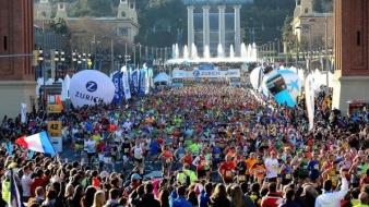 Maratonul din Barcelona aliniază la start 20.221 de participanţi