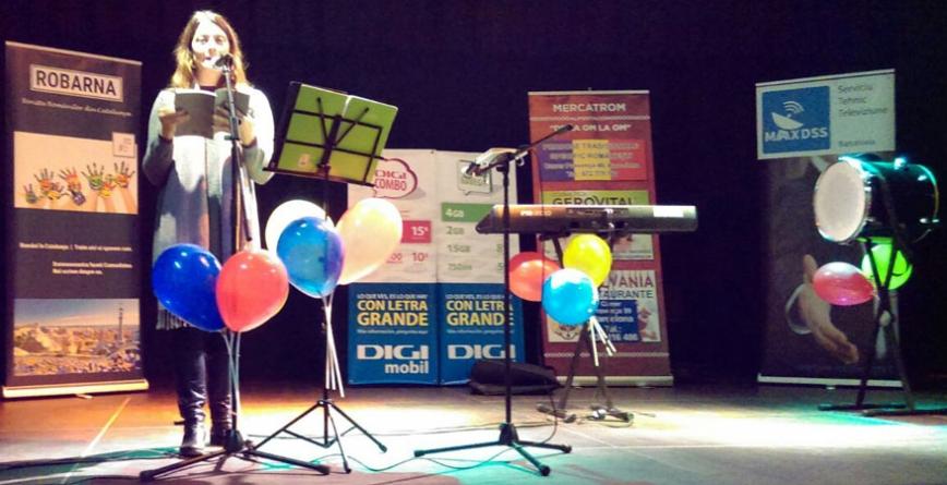 Diaspora a sărbătorit Ziua Nationala la Parets de Valles- Barcelona