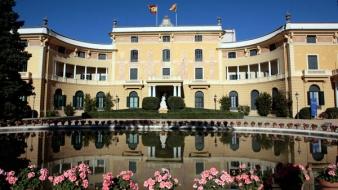 Palatul Regal Pedralbes Barcelona