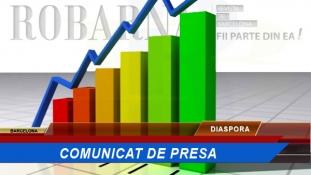 Comunicat de presă – USR Diaspora