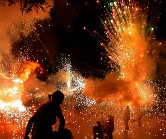 Ritualuri spaniole în noaptea de Sant Joan