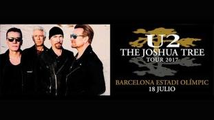 U2 celebreaza 30 ani de 'The Joshua Tree' in Barcelona