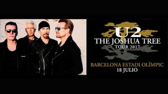 U2 celebreaza 30 ani de 'The Joshua Tree' in Barcelona