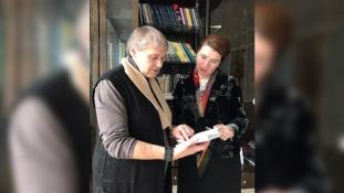 Ministrul pentru romanii de pretutindeni, Andreea Păstîrnac, cu privire la situatia invatamantului in limba romana in Ucraina