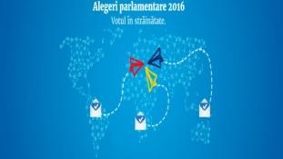 Diaspora a inceput deja sa voteze